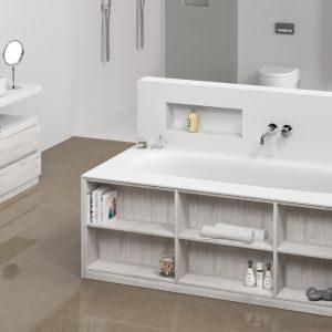 tendances salle de bains 2019. Black Bedroom Furniture Sets. Home Design Ideas