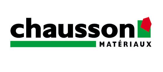 Chausson matériau Logo partenaire Project Bain & Design à Poitiers Salle de bain sur mesure